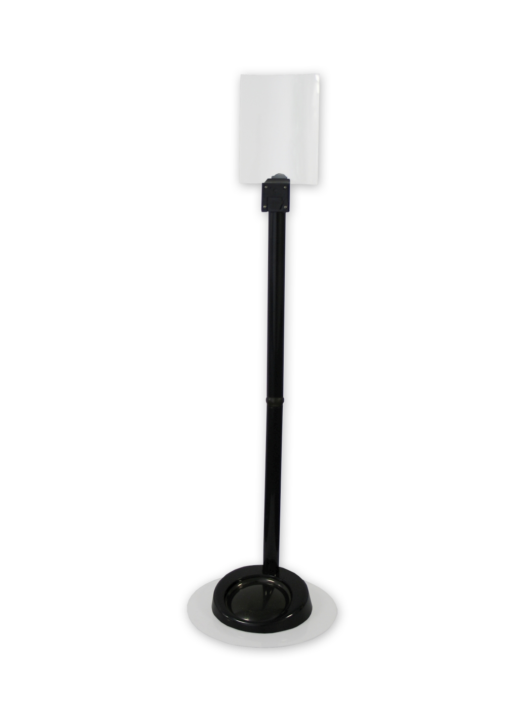 G1 Premium Bodenständer STANDARD (schwarz)